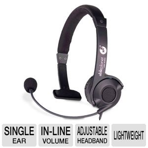 Able Planet TL200M Mono Telecom Headset