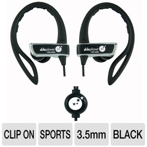 Able Planet SP252 Sports Earphones