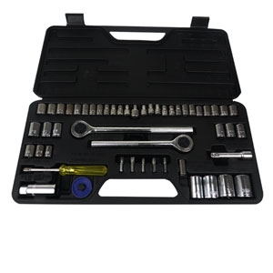 ATADC 52 Piece Rachet and Socket Set