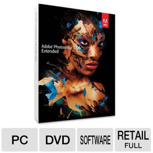 Adobe Photoshop Extended CS6 Software for Mac