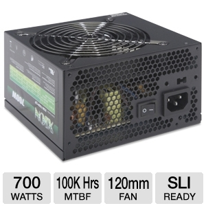 XION XON-700P12F 700W ATX Power Supply