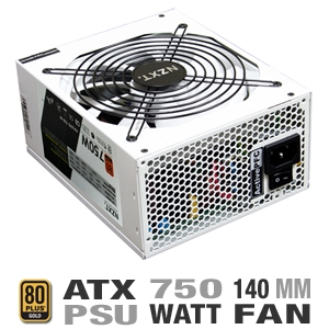 NZXT Hale90 Series 750 Watt Modular Power Supply