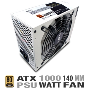 NZXT Hale90 Series 1000 Watt Modular Power Supply