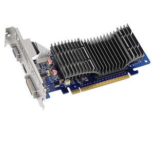 ASUS GeForce 210 512MB DDR2 PCIe 2.0 Low Profile