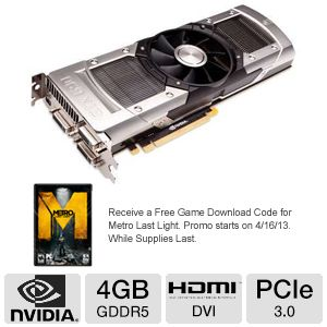 ASUS GeForce GTX 690 Video Card