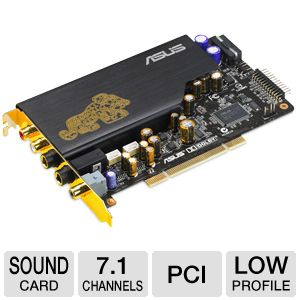ASUS Xonar Essence ST PCI Sound Card