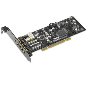 Asus Xonar D1 7.1 PCI Sound Card