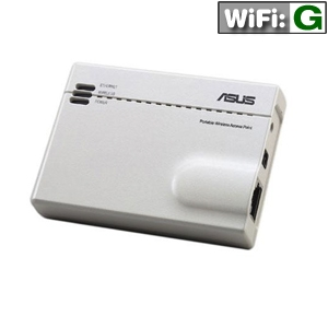ASUS WL-330GE 4-In-One Portable Wireless Router