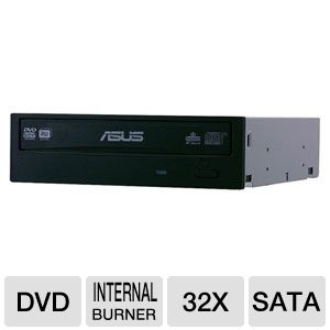 Asus DRW-24B1ST 24X Internal DVD Burner REFURB