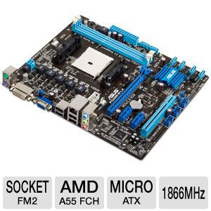 ASUS F2A55-M LK Motherboard