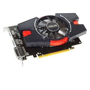 ASUS Radeon HD 6670 1GB GDDR5 Eyefinity Video Card