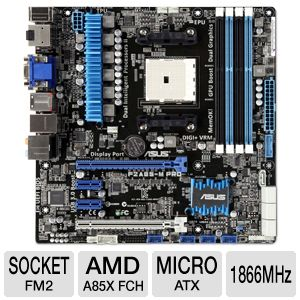 Asus F2A85-M Pro Motherboard