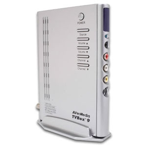 AVerMedia TVBox 9 REFURB