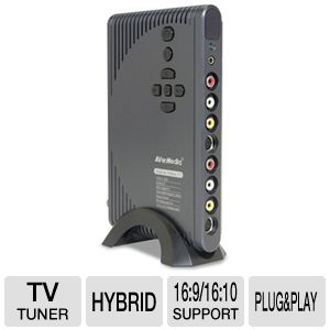 Avermedia MTVBOXH11 AVerTV Hybrid TVBOX 11