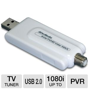 AVerMedia MTVHDVMXR AVerTVHD Volar Max TV Tuner