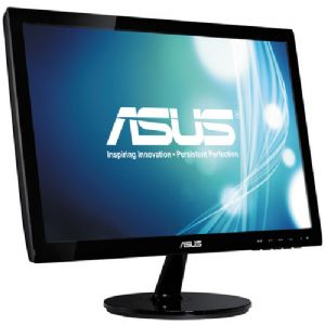 "ASUS 18.5"" Widescreen LED Monitor"
