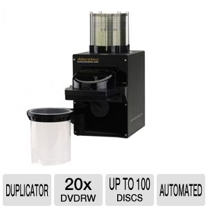 Aleratec RoboRacer LS CD/DVD Duplicator