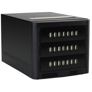 Aleratec 330104 1:21 USB Flash Duplicator