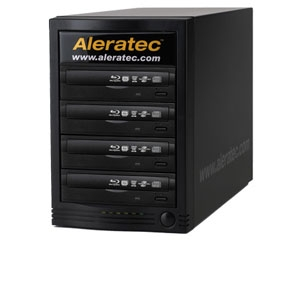 Aleratec 1:4 LightScribe CD/DVD/Blu-Ray Duplicator