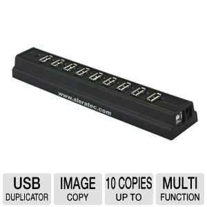 Aleratec 1:10 Copy Curiser USB Flash Duplicator