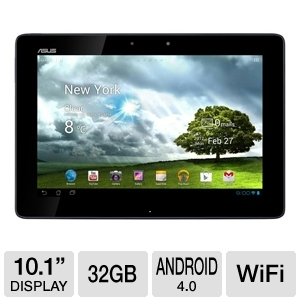 "ASUS TF300T 10.1"" 32GB Tegra 3 Android 4.0 Tablet"