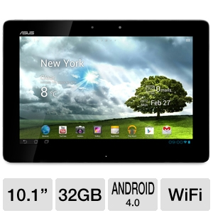 "ASUS TF300T 10.1"" 32GB Tegra 3 Android 4.0 White"