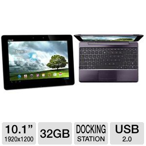 ASUS TF700T 32GB Android 4.0 Tablet + Dock Station