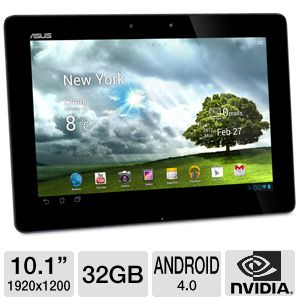 "ASUS TF700 10.1"" Tegra3 32GB ICS4.0 FULL HD Tablet"