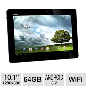 ASUS Eee Pad Transformer Prime TF201-C1-CG Tablet