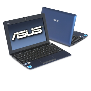 ASUS Eee PC 1015PN-PU17-BU Blue Netbook