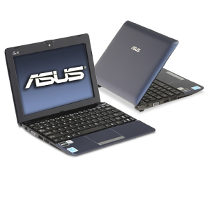 ASUS Eee PC 1015T-MU17-BU Blue Netbook