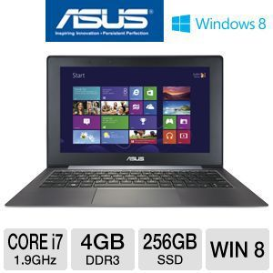 "Asus 11.6"" Core i7 256GB SSD 4GB DDR3 Ultrabook"