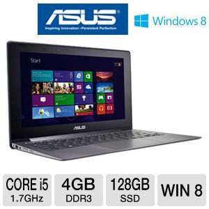 "ASUS Taichi 11.6 "" Dual Touch Screen Core i5 128G"