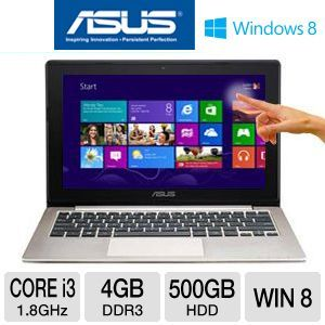 ASUS VivoBook X202E 11.6&quot; Core i3 500GB Ultrabook