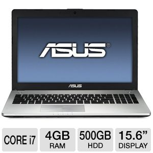 ASUS N56VZ-ES71 Core i7 4GB/500GB GT650M Laptop