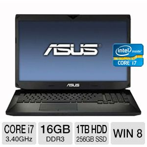 Asus G750JX-DB71 Gaming Notebook