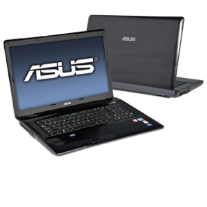 "ASUS A72JR-XT1 17.3"" Gray Laptop"