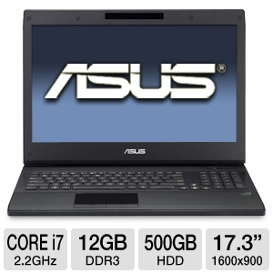 ASUS G74SX-TH71 Notebook PC 