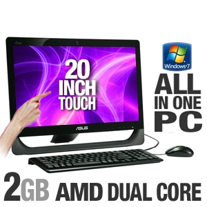 ASUS ET2010AGT-B017E All-in-One Desktop