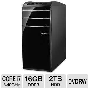 ASUS 3rd Gen Core i7 Desktop PC
