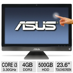 "ASUS 23.6"" Touchscreen All-In-One PC REFURB"
