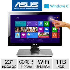 Asus Core i5 1TB HDD 8GB RAM All-In-One PC