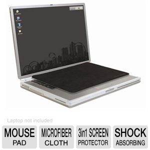 Allsop Ohmetric 3 in 1 Screen Protector for Laptop