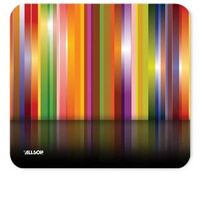 MOUSE PAD (TECH MULTI STRIPES)