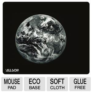 ALLSOP 29878 NatureSmart Earth Mouse Pad