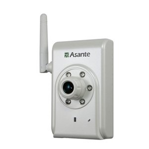 Asante Voyager I Wireless Security Camera REFURB
