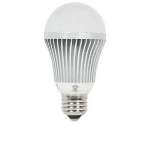 Aluratek A19 8W 630lm LED Lightbulb 60W Equivalent