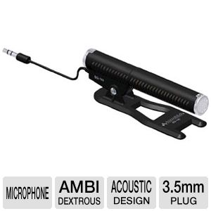 Andrea SG-100  Shotgun Unidirectional Microphone