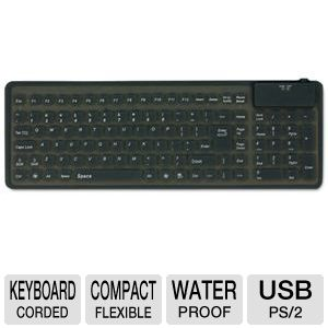 Adesso AKB-220 Compact Flexible Keyboard