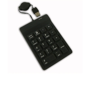 Adesso AKP-218 18 Key Waterproof Keypad